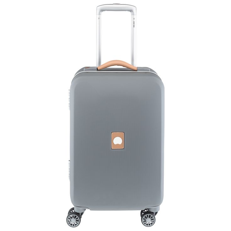 DELSEY - HONORE + VALISE TROLLEY CABINE 4 DOUBLES ROUES 55 CM