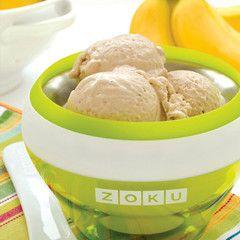 Bol para hacer helados Zoku