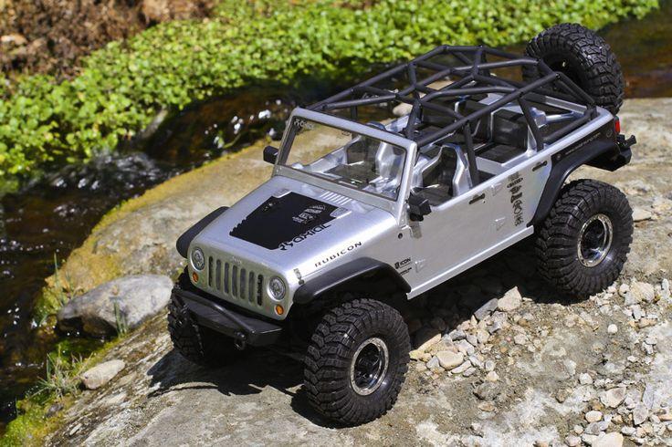 Axial SCX10 Jeep Wrangler Rubicon