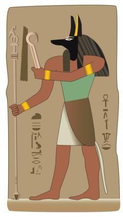 Egipskie Symbol Tatuaże