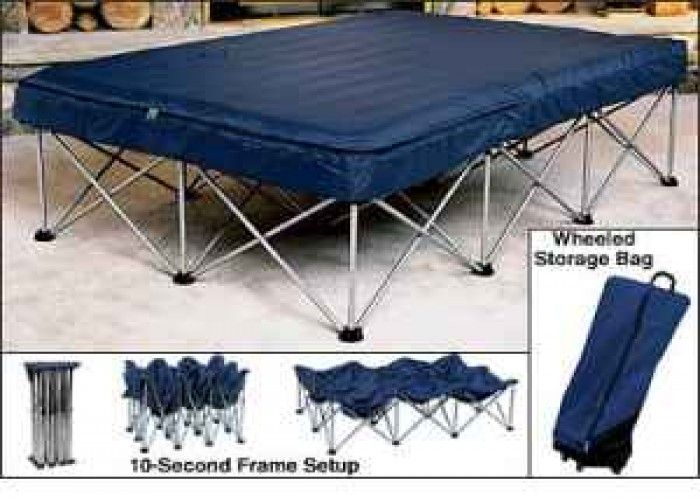air matress frame and bed the perfect bed for camping especially for