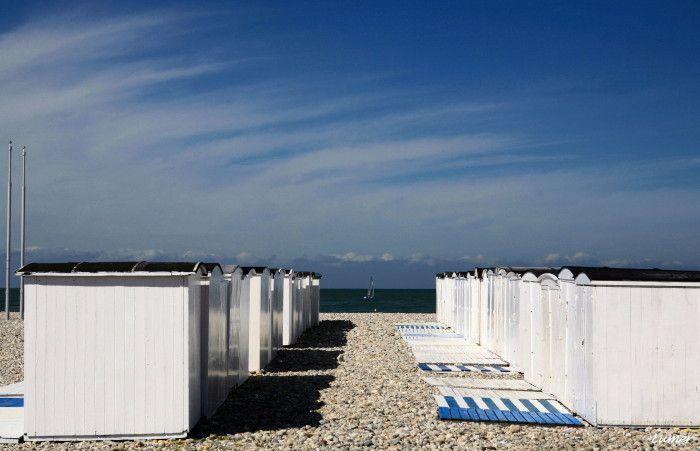 cabines de plage le havre