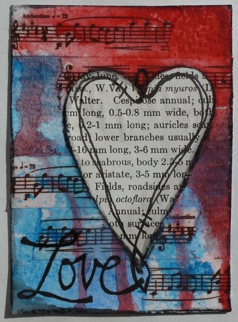 ATC tutorial: Art Diys Ideas, Artist Trading Cards, Aceo Ideas, Scripture Cards, Watercolor Cards, Cards Tutorials, Atc Tutorials, Card Tutorials, Artists Trade Cards