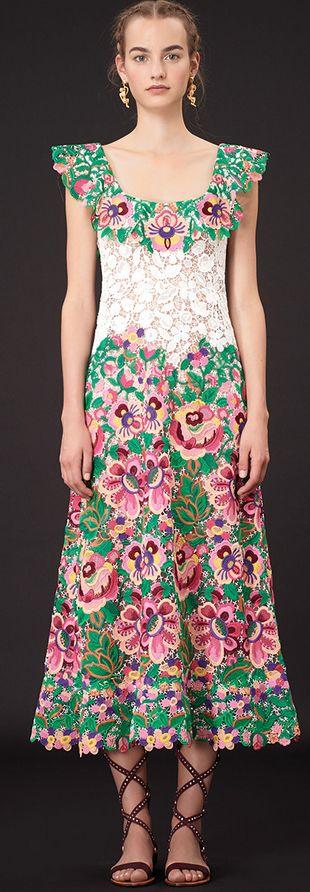 Valentino Resort 2015 Fashion Show