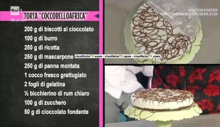 torta coccobelloAfrica di Daniele Persegani