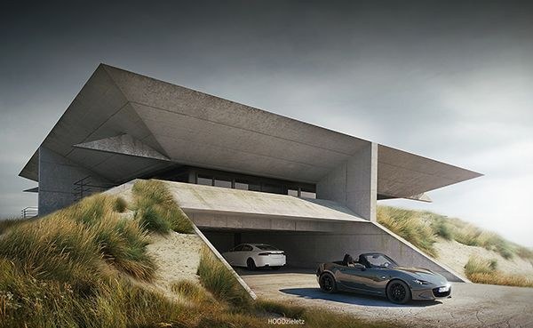 House no. 208 on Behance