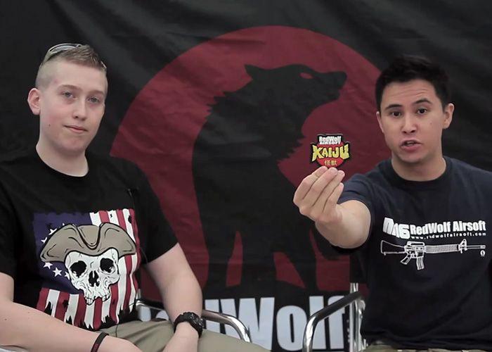RedWolf Airsoft TV: The Kaiju Patch Maker