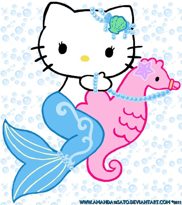 hello kitty mermaid - Google Search