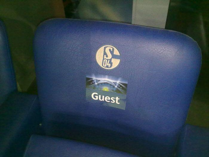 Schalke 04 gegen Real Madrid   CL-Achtelfinale-Tickets ab Januar