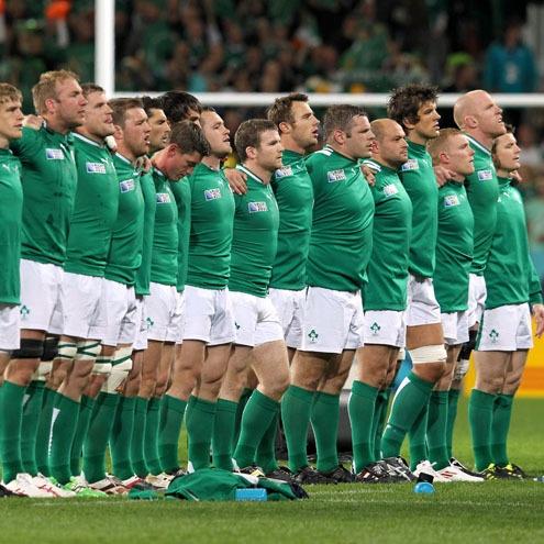 Irish Rugby :) Woo-Hoo!