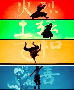 This show is AWESOME, but the fact that Aang is gone is super sad.
