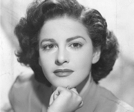 Mexican actress Carmen Montejo
