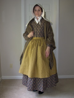 Excellent Pioneer clothing with links to free resources