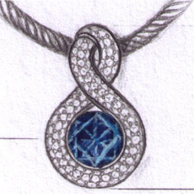 17 Best Images About Jewelry Design Sketches On Pinterest | Lucky Star Pendants And Bracelets