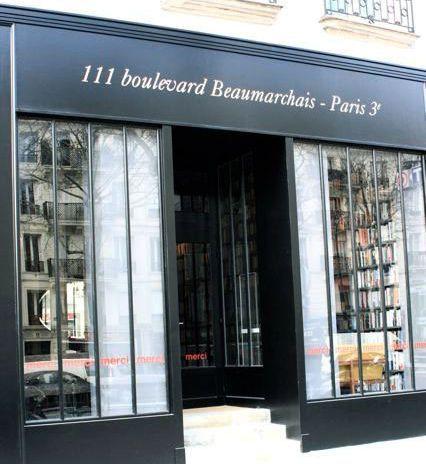 Merci - Paris. a concept store . the must buy is linens - scarves, bags, tablecloths. 3rd arr