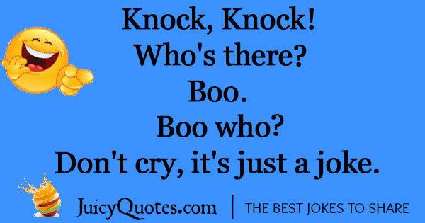 Funny Knock Knock Jokes -8