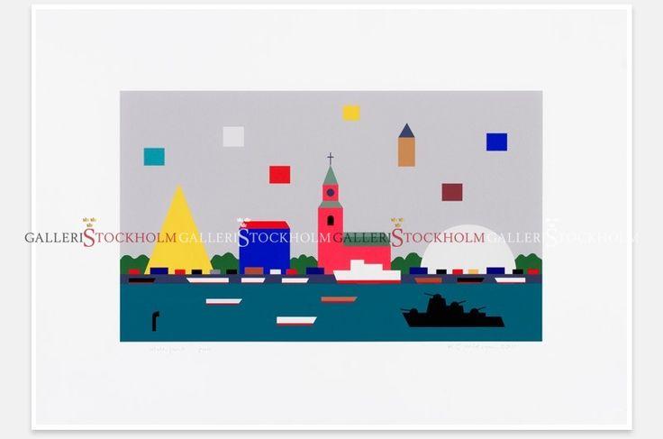 KG Nilsson - Waterfront