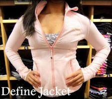 lululemon pig pink define jacket - Google Search