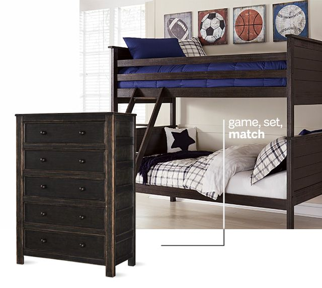 Best 25 ashley furniture kids ideas on pinterest grey - Ashley furniture kids bedroom sets ...