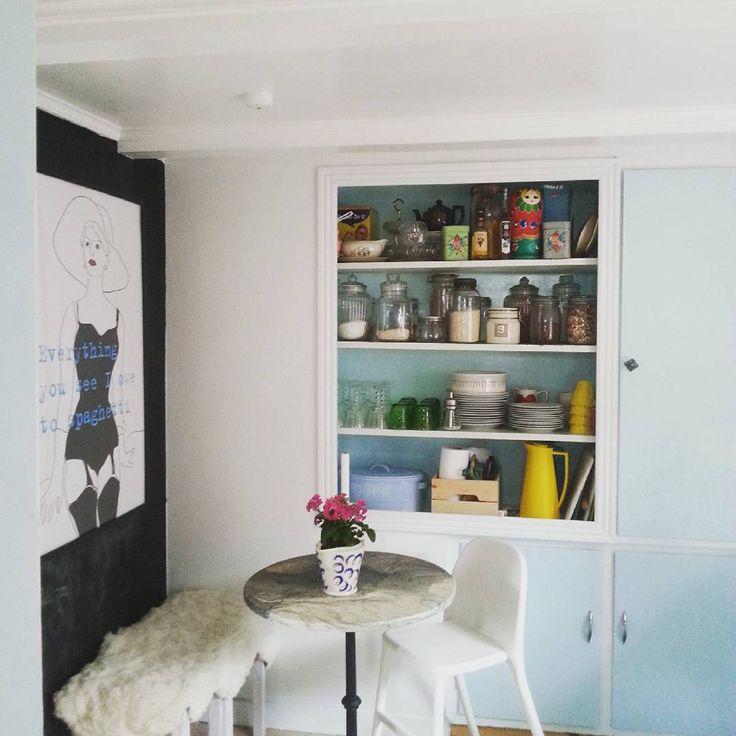 Kök #køkken #bolig #mitthem #míttheim #mithjem #interior ...
