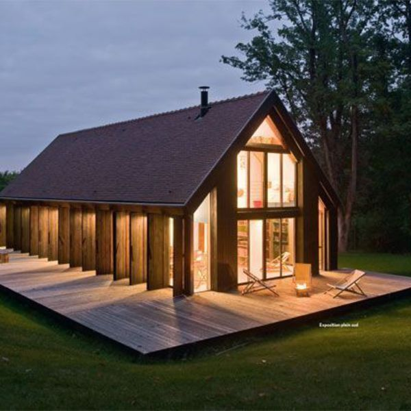 23 best bricolage images on Pinterest Wooden houses, Log houses