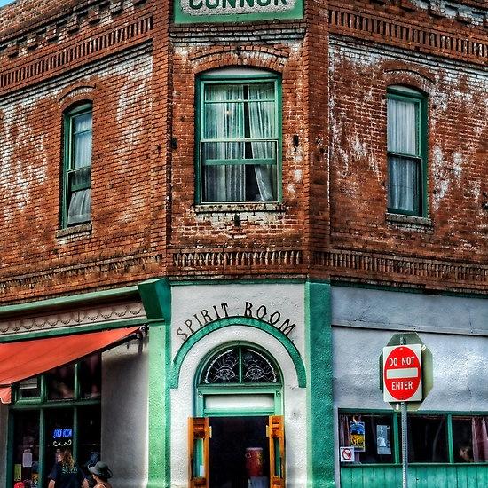 Hotel Connor 1898 - Jerome Arizona