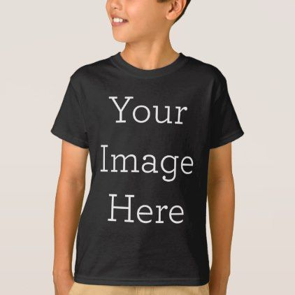 Create Your Own T-Shirt - create your own gifts personalize cyo custom