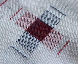 Darning sampler, stoplap