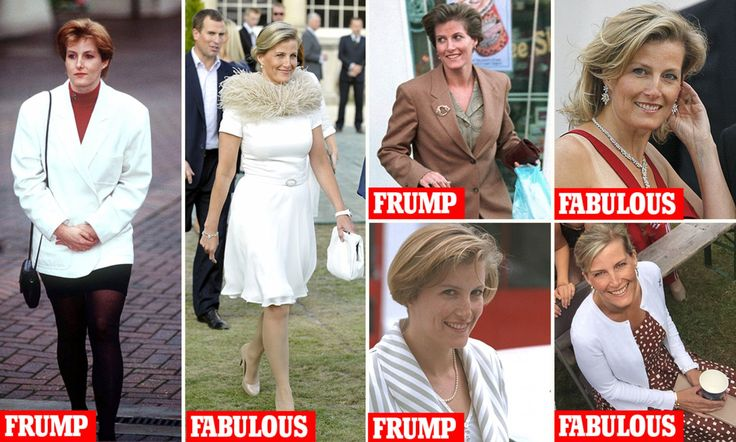What on earth is the Countess of Wessex's secret? At 51, she looks sleeker, more glamorous and more youthful than she has done for more than a decade.
