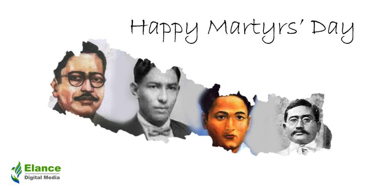 Happy Martyrs' Day