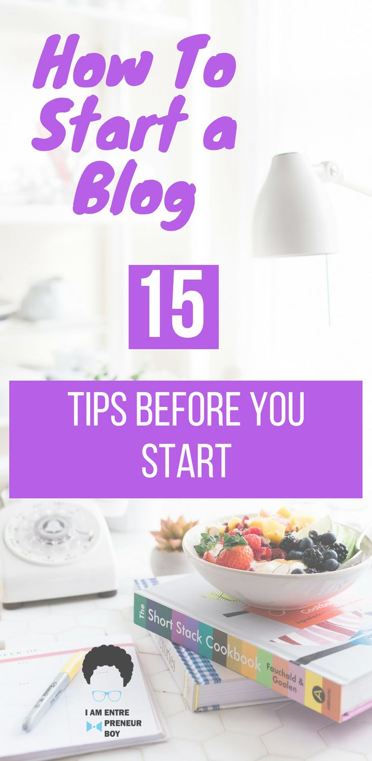 Is this your year to start making money blogging? It's possible to start an online business and become your own boss - but before you start blogging, follow these steps to get you ahead of the crowd, look like a pro blogger and make your blog a success.