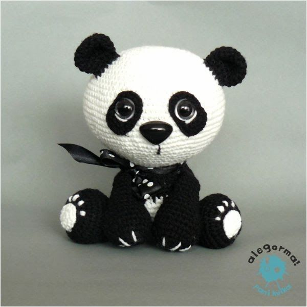 Amigurumi Panda Au Crochet : 3772 best images about Amigurumi - crochet on Pinterest ...