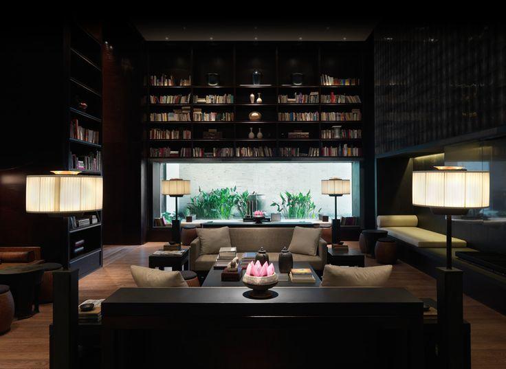 The PuLi Hotel and Spa, Shanghai.   www.kingdom-london.com