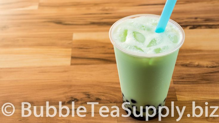 Learn how to make a Honeydew Boba Bubble Tea drink by Bubble Tea Supply. This is the standard recipe for our flavor powder however you can easily substitute in milk, almond milk, etc for the creamer and water. You can also change out the sweetener to match the flavor preferences of your customers or friends and family. Visit our website for the full recipe.