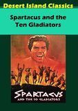 Spartacus and the Ten Gladiators [DVD] [1964], 28437512