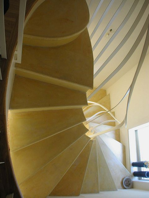 Home GamGam _Stair_by Lauro Ghedini Studio / Interiors Designers, via Flickr