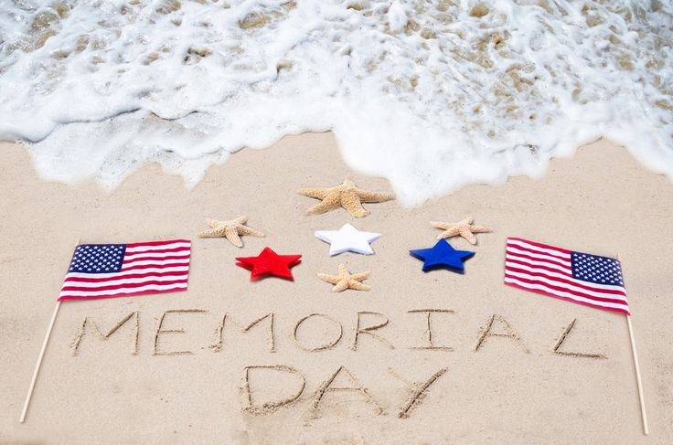 memorial day weekend 2017 vacations