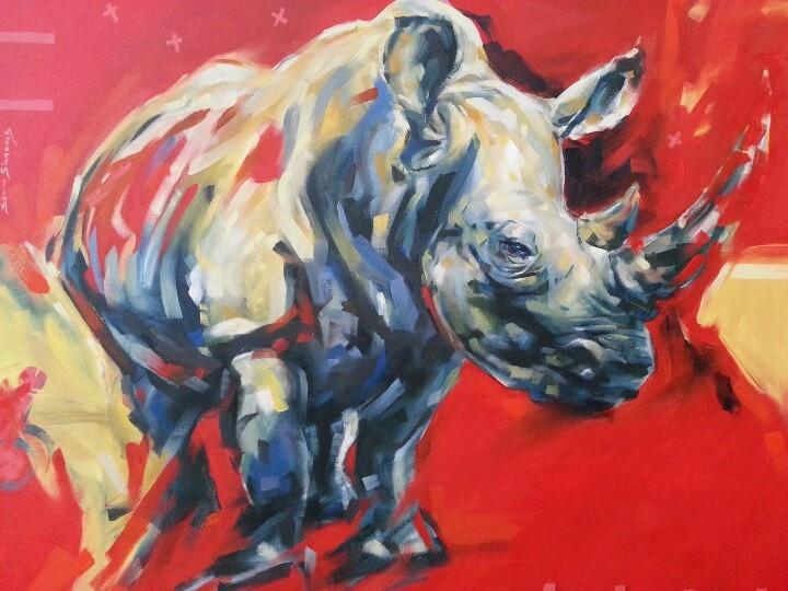Sean Simons 'Rhino'.