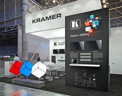 """Check out new work on my @Behance portfolio: """"KRAMER"""" http://be.net/gallery/54066861/KRAMER"""