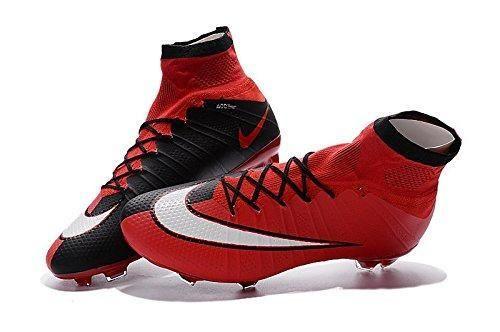 Oferta: 80.85€. Comprar Ofertas de dsxgfdhf Hombre Mercurial Superfly FG - Botas de fútbol, hombre, rojo, 42 barato. ¡Mira las ofertas!