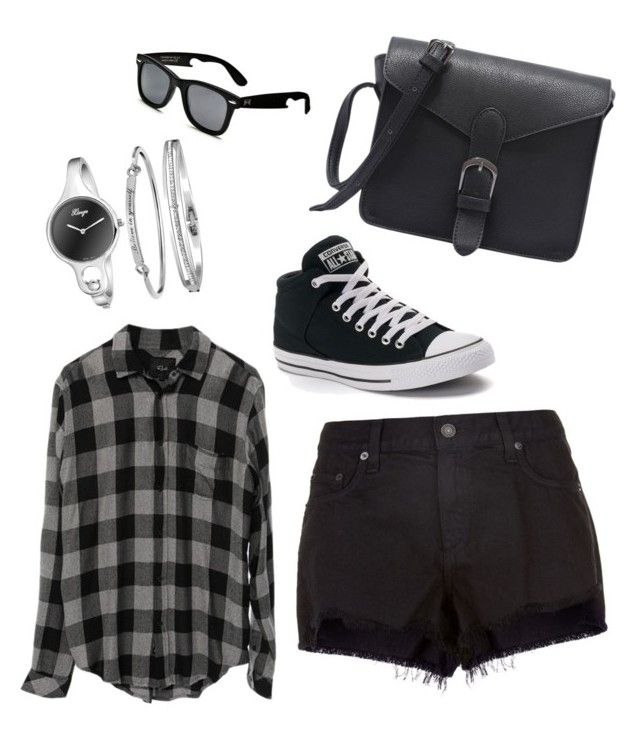"""""""Casual wanderer."""" by glowprince on Polyvore featuring rag & bone, Converse and Levi's"""