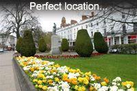 Perfect location - Angel Hotel Leamington