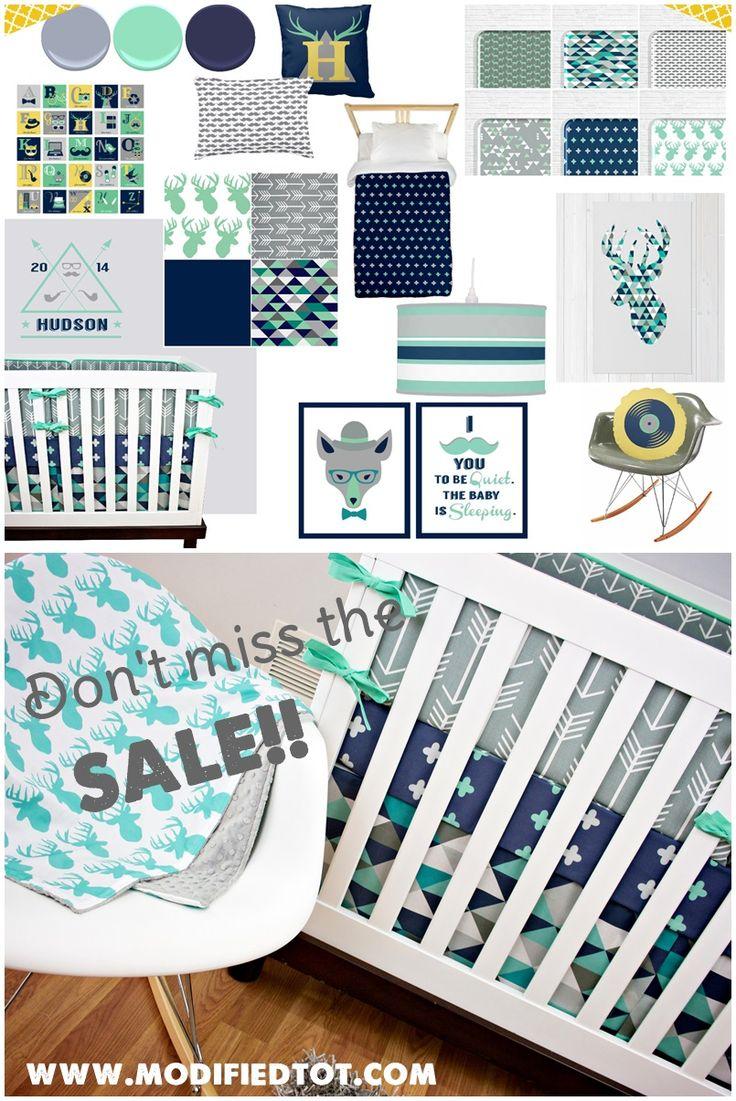 Mint 7pcs Unicorn Conical Gradient Color Makeup Brushes: 44 Best Modified Tot Crib Bedding Images On Pinterest