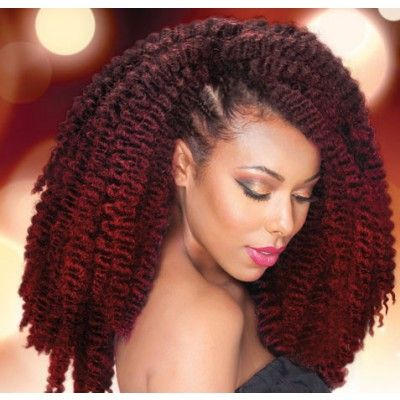 Quick Crochet Hair Styles : Black hair wigs, Natural protective styles and Flame retardant on ...