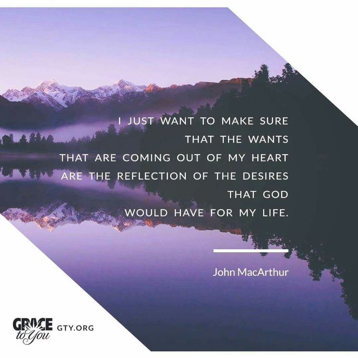 christian quotes | John MacArthur quotes | spiritual desires