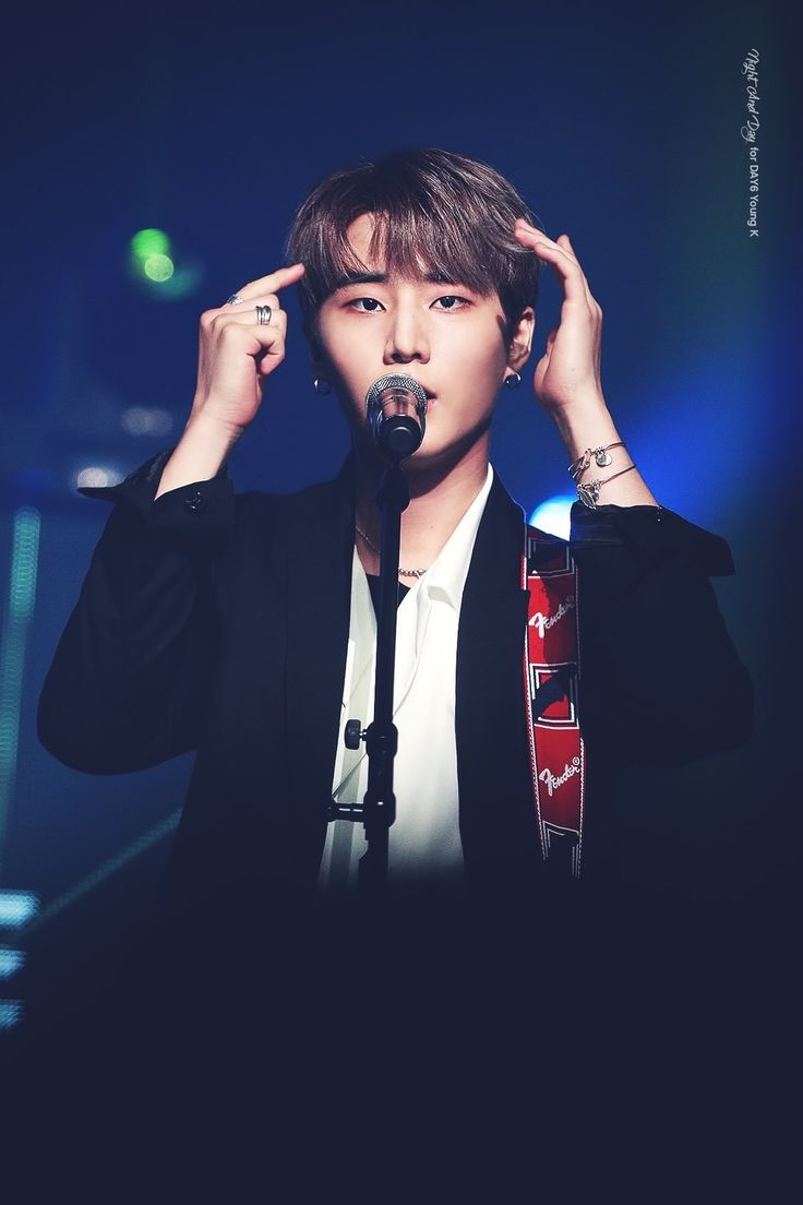 Young K [영케이]   Kang Younghyun [강영현] / Brian Kang