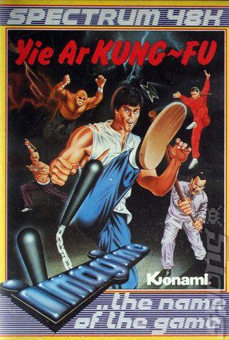 Yie-Ar Kung Fu