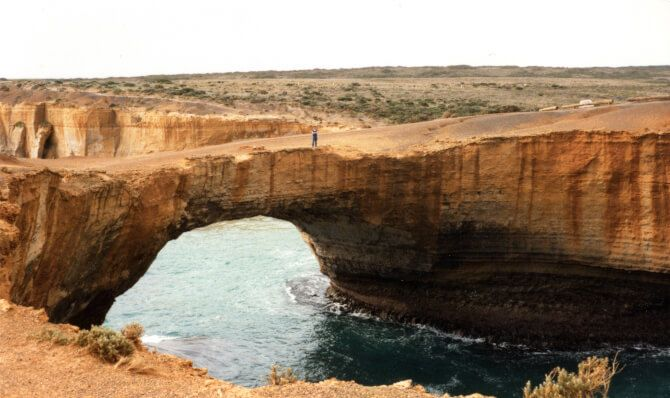 "Top 20 things to do in Melbourne: ""London Bridge"" at the Port Campbell National Park"