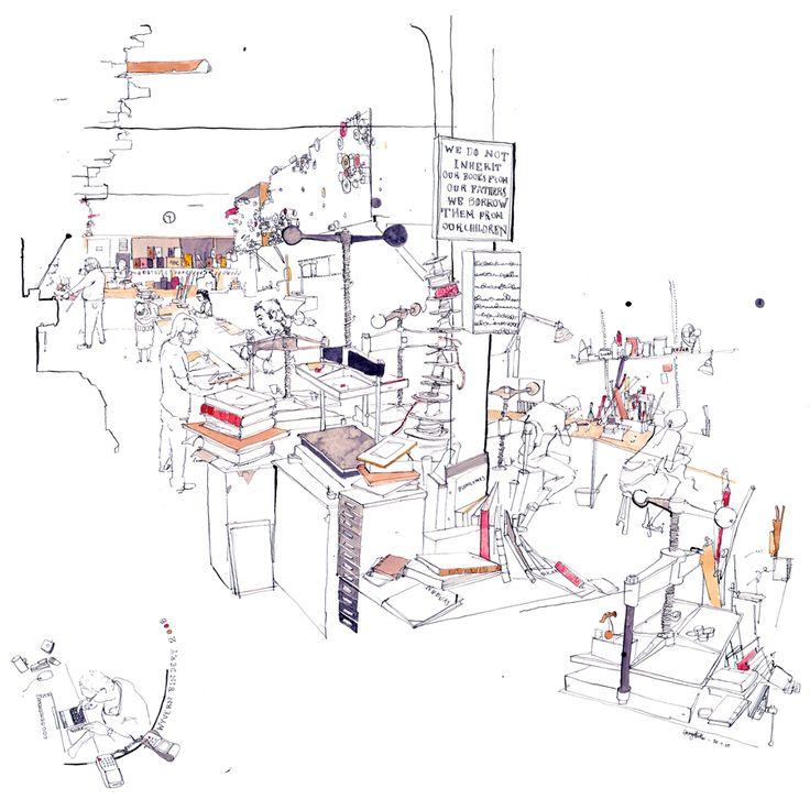George Butler - Illustrator