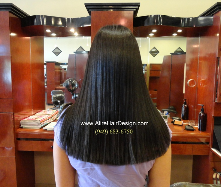 17 best images about top hair straightening systems orange county hair salon irvine on - Salon straightening treatments ...